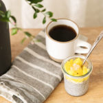 Coconut Chia Pudding with Citriburst Finger Limes